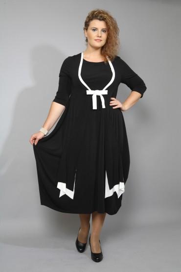Модная одежда для полных дам