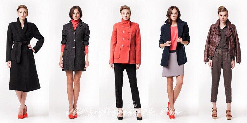 Каталог одежд модели